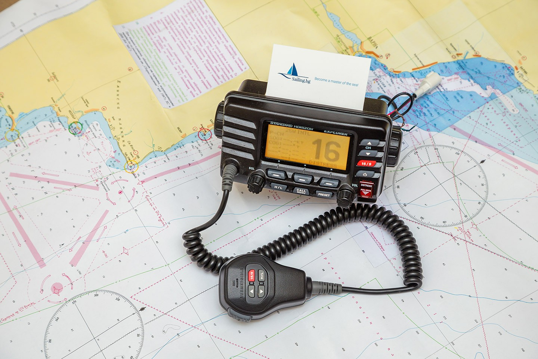 УКВ/VHF  радиокурс на RYA в София!  ^28.04.2018^